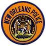 New Orleans Police Logo