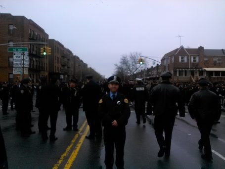 NYPD Funerals